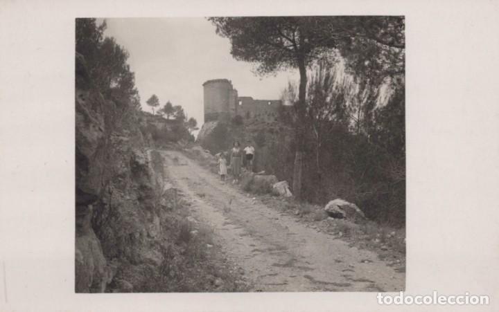 POSTAL FOTOGRAFICA SITIO DESCONOCIDO - CASTILLO (Postales - España - Sin Clasificar Moderna (desde 1.940))