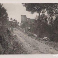 Postales: POSTAL FOTOGRAFICA SITIO DESCONOCIDO - CASTILLO. Lote 198240068
