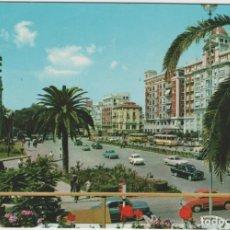 Postales: LOTE Z-POSTAL MALAGA ESCRITA. Lote 289221913