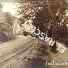 Postales: ANTIGÜA FOTO POSTAL DE UN LUGAR (SIN IDENTIFICAR ?) SIN CIRCULAR. Lote 199218566