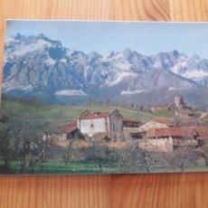 Postales: PICOS DE EUROPA BUSTAMANTE DE POTES. Lote 199381547