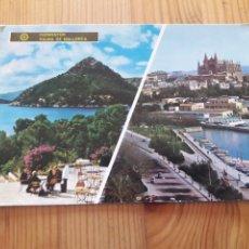 Postales: FORMENTOR PALMA MALLORCA BALEARS. Lote 199381598