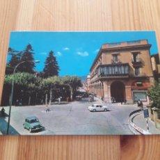 Postales: OLOT PLAÇA CLARÀ GARROTXA. Lote 199383318