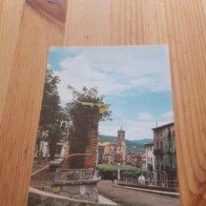 Postales: OLOT PERGOLA DEL ROSER GARROTXA URBANA. Lote 199383350