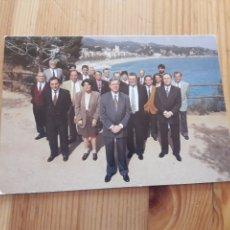 Postales: LLORET DE MAR PARTIT DELS SOCIALISTES DE CATALUNYA PSC POSTAL CAMPAÑA A LA ALCALDIA JOSEP SALA. Lote 199383736