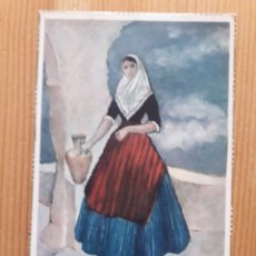 Postales: TRAJES DE ESPAÑA PAYESA MALLORQUINA PAGESA MALORCA BALEARS. Lote 199386506