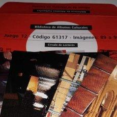 Postales: SOBRE FOTOS DE 89 A 96 ALBUM COLECCIÓN HISTORIA ESPAÑA CONTEMPORÁNEA 8 IMÁGENES TORRES KIO CEE REY. Lote 200620302