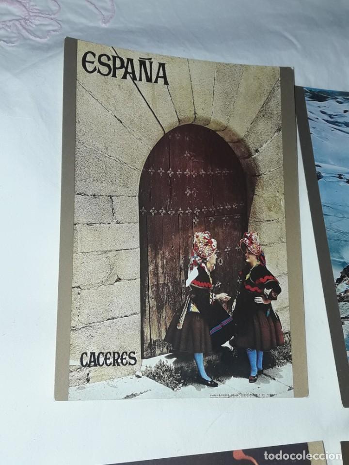 Postales: Bello lote 14 postales Carteles Turísticos España - Foto 4 - 201365127