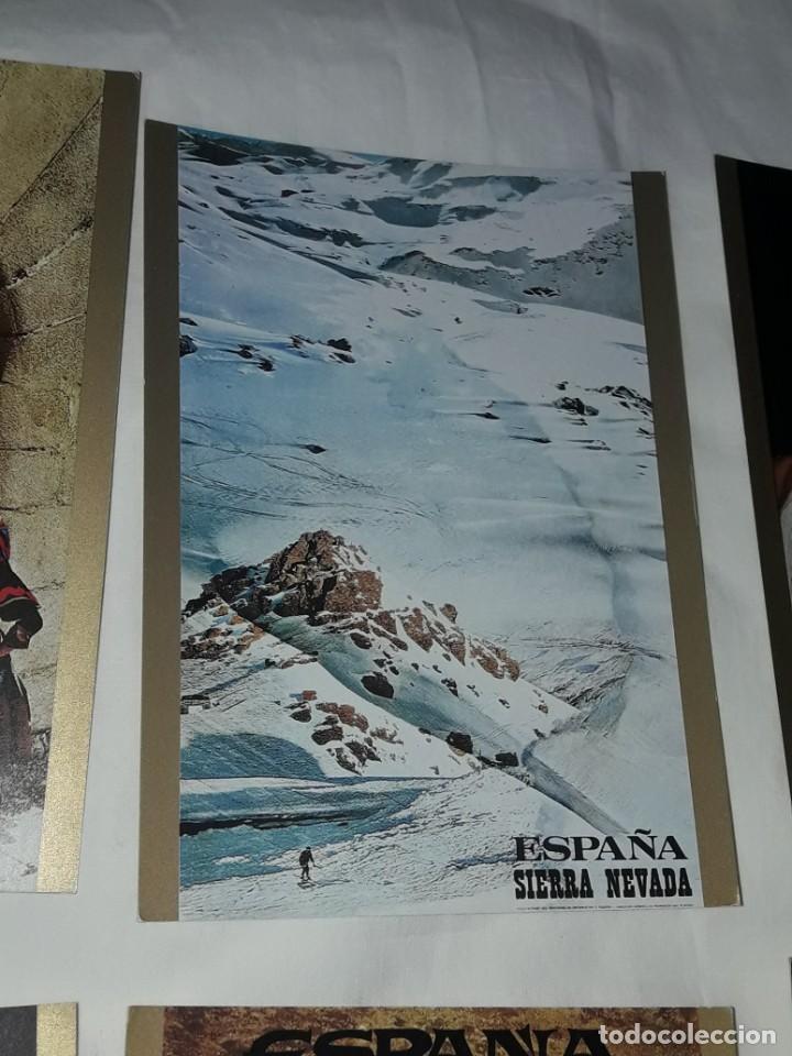 Postales: Bello lote 14 postales Carteles Turísticos España - Foto 5 - 201365127