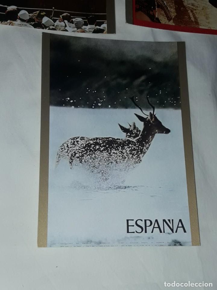 Postales: Bello lote 14 postales Carteles Turísticos España - Foto 7 - 201365127