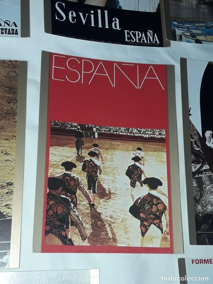 Postales: Bello lote 14 postales Carteles Turísticos España - Foto 8 - 201365127