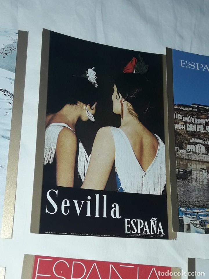 Postales: Bello lote 14 postales Carteles Turísticos España - Foto 9 - 201365127