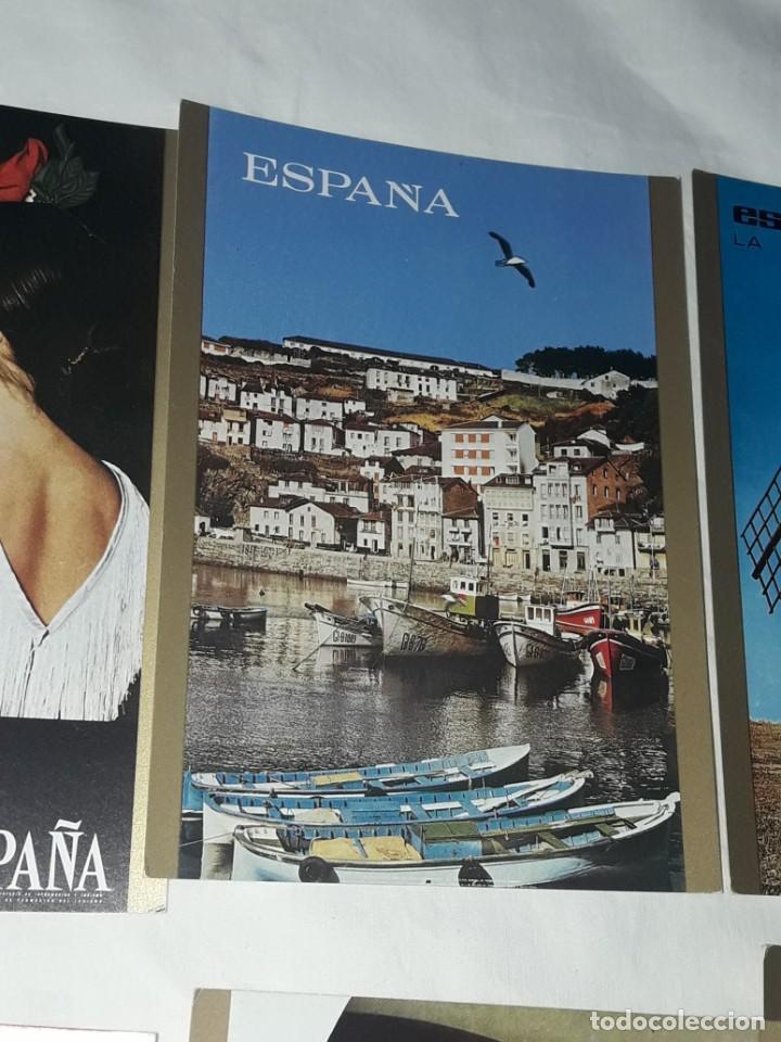 Postales: Bello lote 14 postales Carteles Turísticos España - Foto 10 - 201365127