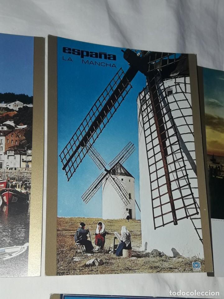 Postales: Bello lote 14 postales Carteles Turísticos España - Foto 11 - 201365127