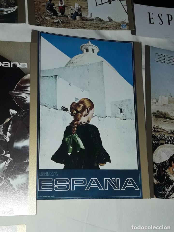 Postales: Bello lote 14 postales Carteles Turísticos España - Foto 14 - 201365127