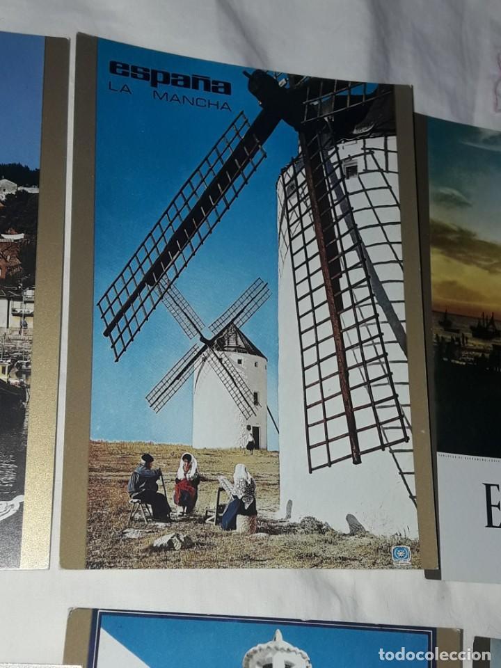 Postales: Bello lote 14 postales Carteles Turísticos España - Foto 15 - 201365127