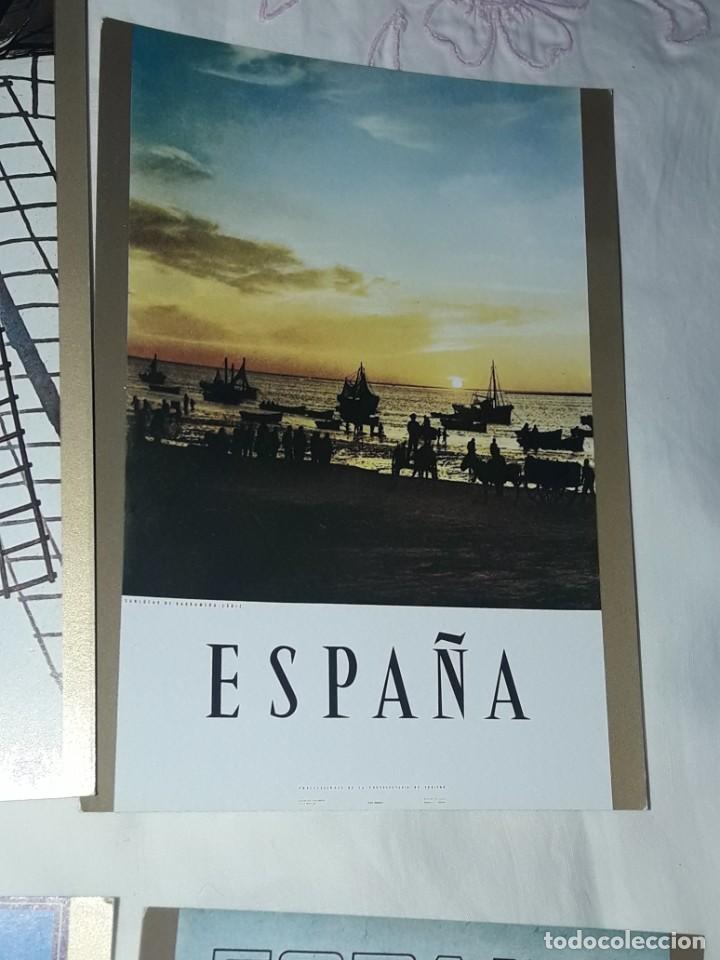 Postales: Bello lote 14 postales Carteles Turísticos España - Foto 16 - 201365127