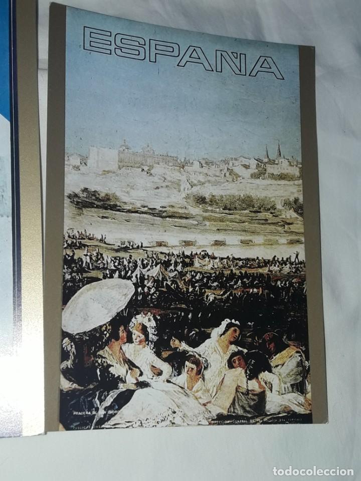 Postales: Bello lote 14 postales Carteles Turísticos España - Foto 17 - 201365127