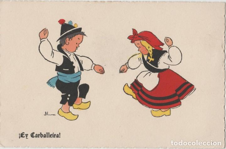 LOTE A-POSTAL GALICIA AÑOS 50 (Postales - España - Sin Clasificar Moderna (desde 1.940))