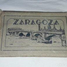 Postales: ANTIGUA COLECCIÓN 10 POSTALES DE ZARAGOZA. Lote 203154087