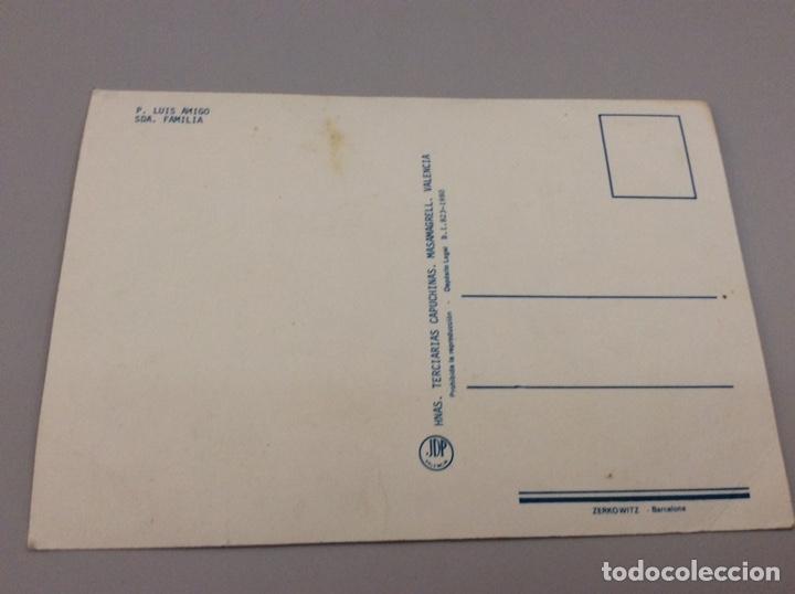 Postales: Postal Capuchinas 15x10cm - Foto 2 - 203355776