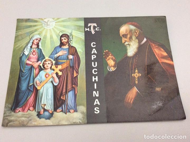 POSTAL CAPUCHINAS 15X10CM (Postales - España - Sin Clasificar Moderna (desde 1.940))