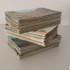 Postales: GRAN LOTE 300 POSTALES DE ESPAÑA/ VINTAGE/ VARIADAS/ TODAS DIFERENTES.. Lote 204005198