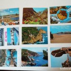 Postales: LOTE DE POSTALES DIVERSAS REGIONES ESPAÑOLAS. Lote 204608455
