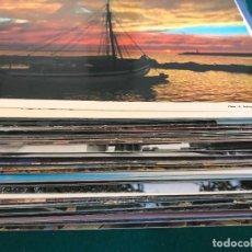 Postales: LOTE DE 100 POSTALES DE ESPAÑA NUEVAS SIN CIRCULAR. Lote 205056348