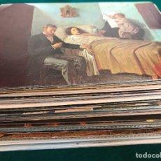 Postales: LOTE DE 100 POSTALES DE ESPAÑA NUEVAS SIN CIRCULAR. Lote 205059052