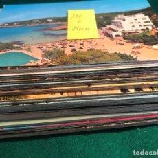 Postales: LOTE DE 100 POSTALES DE ESPAÑA NUEVAS SIN CIRCULAR. Lote 205059865