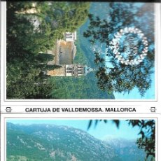 Postales: MALORCA CELDA 4 CHOPIN -BLOC DE 10 POSTALES -. Lote 205406566