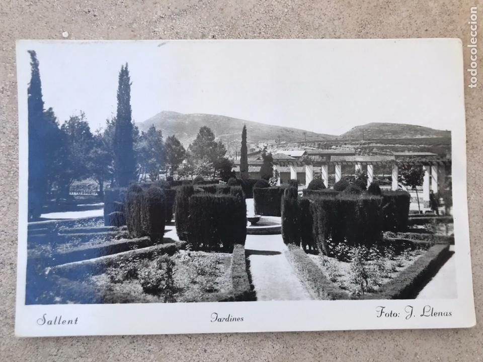POSTAL DE SALLENT ¿? (Postales - España - Sin Clasificar Moderna (desde 1.940))