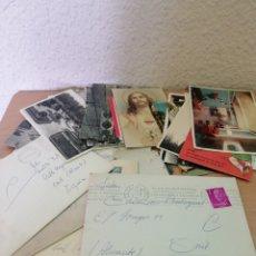 Postales: LOTE DE 32 ANTIGUOS POSTALES DIFERENTES TEMAS. Lote 205553310
