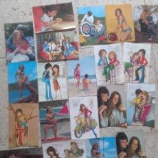 Postales: POSTALES AÑOS 60- 70. Lote 205725657
