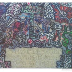 Postales: XV FESTIVAL DE CINE DE ALCALA DE HENARES.12-19 OCTUBRE.1985-FOTO-JOSE SABORIT-PINTURA-JUAN MALDONADO. Lote 205843345