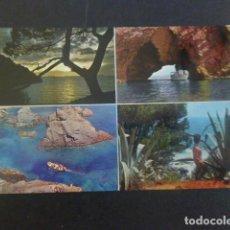 Postales: ESPAÑA RINCONES DE LA COSTA. Lote 208522992