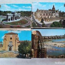 Postales: 4 ALBUMES POSTALES DE ACORDEON, MADRID, LA CATEDRAL DE SEVILLA, CORDOBA Y LA CARTUJA DE GRANADA. Lote 209705947