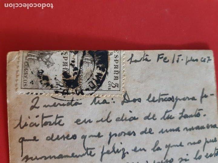 Postales: POSTAL EROTICA-1947-CIRCULADA CON SELLOS - Foto 2 - 210355886