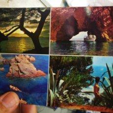 Postales: POSTAL ESPAÑA TÍPICA RINCONES DE LA COSTA N 1118 SAVIR S/C. Lote 210676870