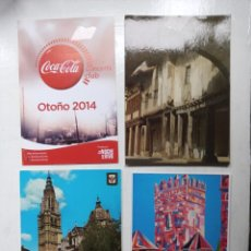 Postales: POSTALES 4 UNIDADES. Lote 211636189