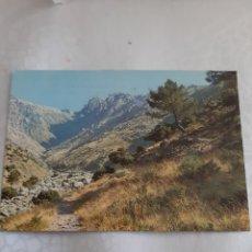 Postales: SIERRA DE GREDOS LIS GALAYOS FITER. Lote 213783003