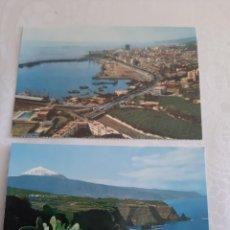 Postales: POSTALES TENERIFE TEIDE BAHÍA. Lote 213892066
