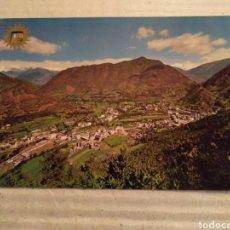 Postales: POSTAL DE ANDORRA. LES ESCALDES ANDORRA LA VELLA. SIN CIRCULAR. Lote 213919143