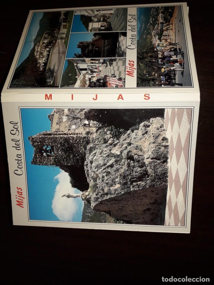 MIJAS -MALAGA (Postales - España - Sin Clasificar Moderna (desde 1.940))