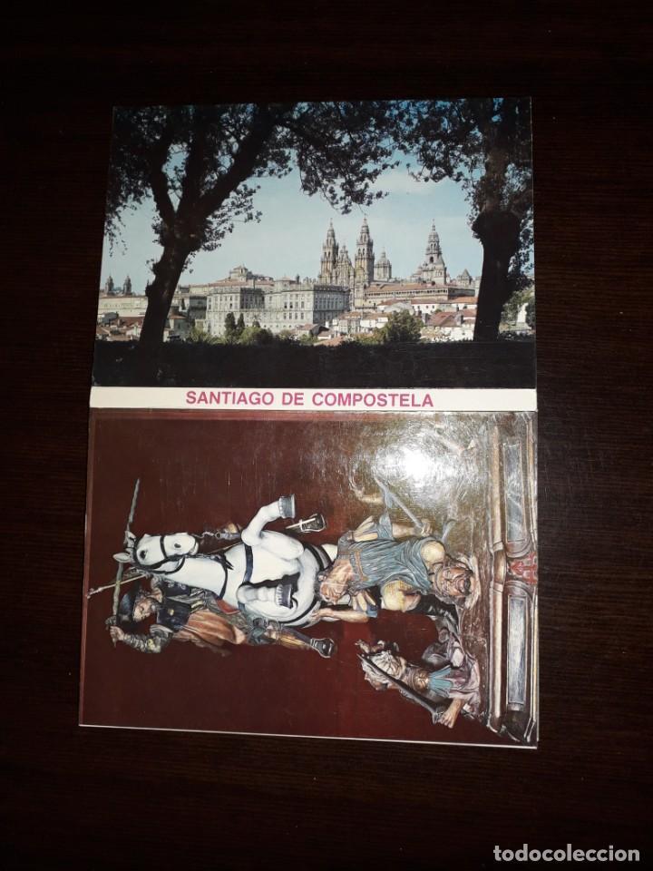SANTIAGO DE COMPOSTELA (Postales - España - Sin Clasificar Moderna (desde 1.940))