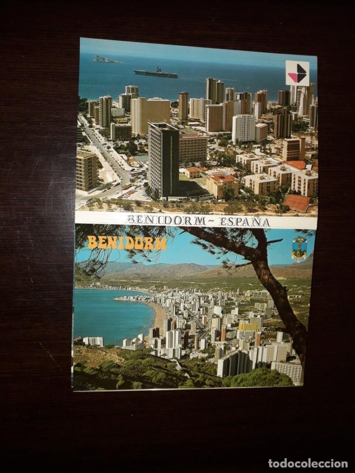 BENIDORM (Postales - España - Sin Clasificar Moderna (desde 1.940))