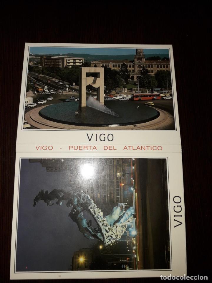 VIGO PUERTA DEL ATLANTICO (Postales - España - Sin Clasificar Moderna (desde 1.940))