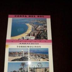 Postales: COSTA DEL SOL-FOTOS SELECIONADAS. Lote 217215535