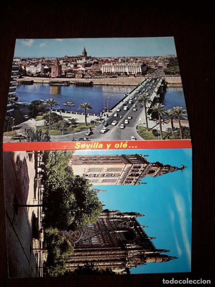 SEVILLA Y OLE (Postales - España - Sin Clasificar Moderna (desde 1.940))